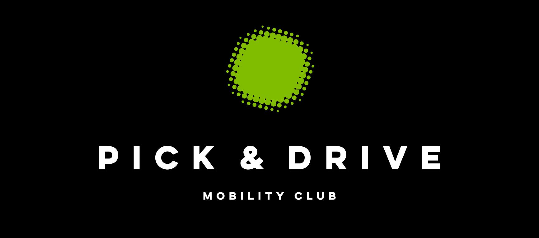 PICK & DRIVE, la nueva fórmula de movilidad compartida y sostenible