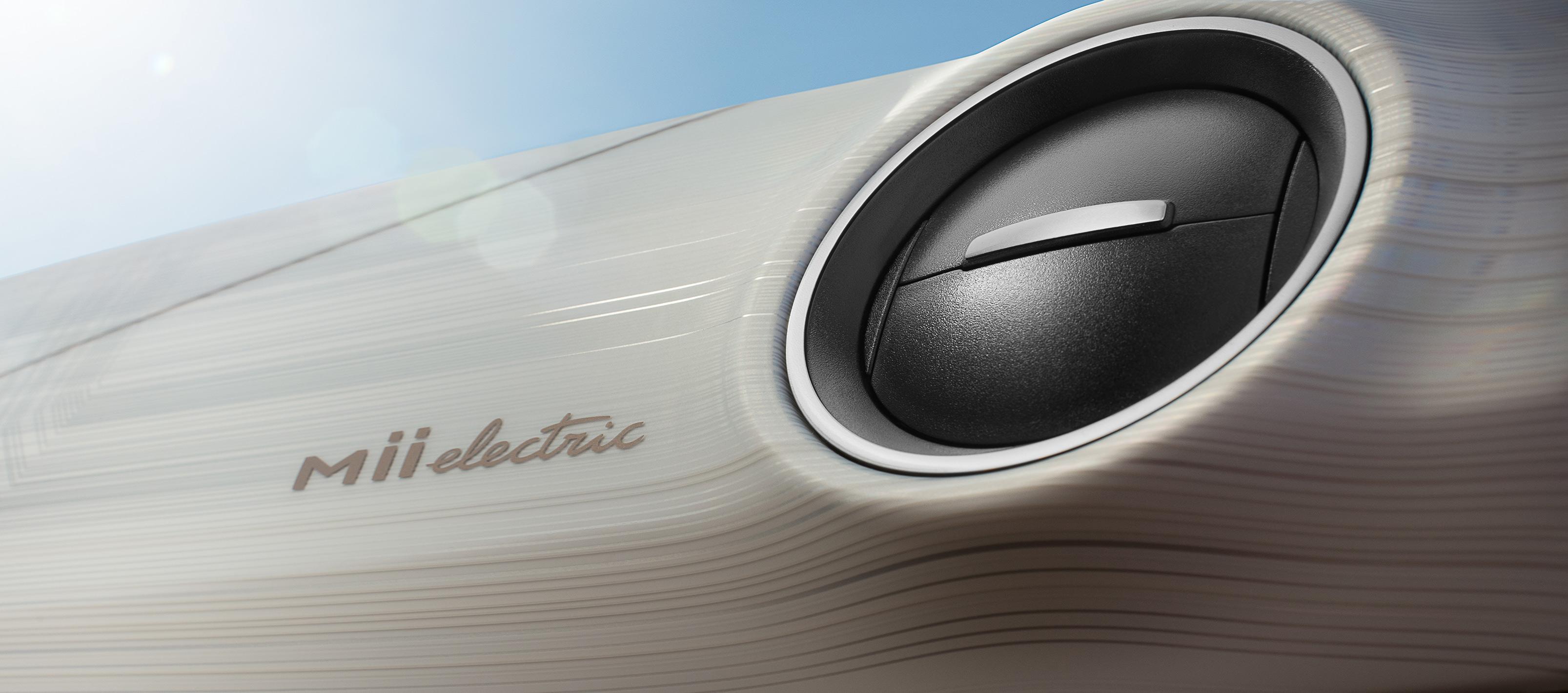 SEAT Mii Electric, urbano, eléctrico, 0 emisiones