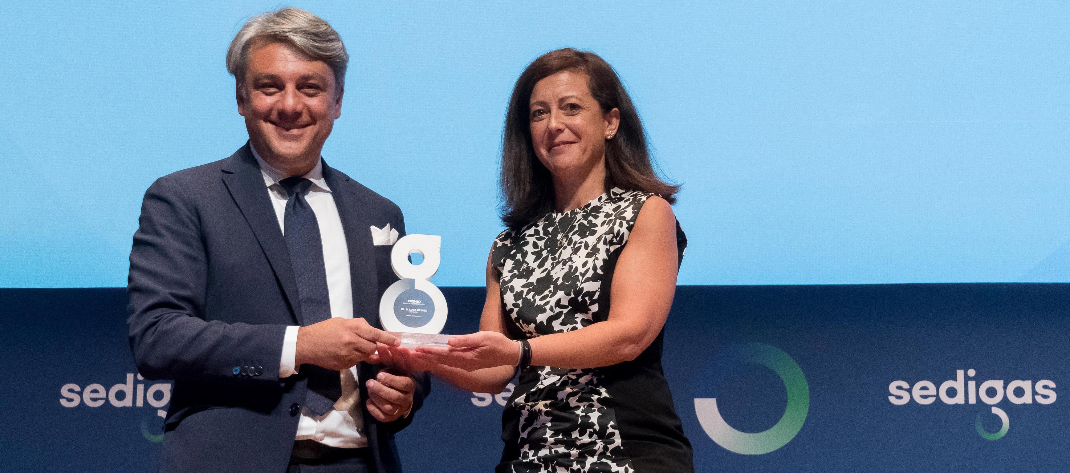 """SEAT obtiene el premio """"Energía y Sostenibilidad"""""""