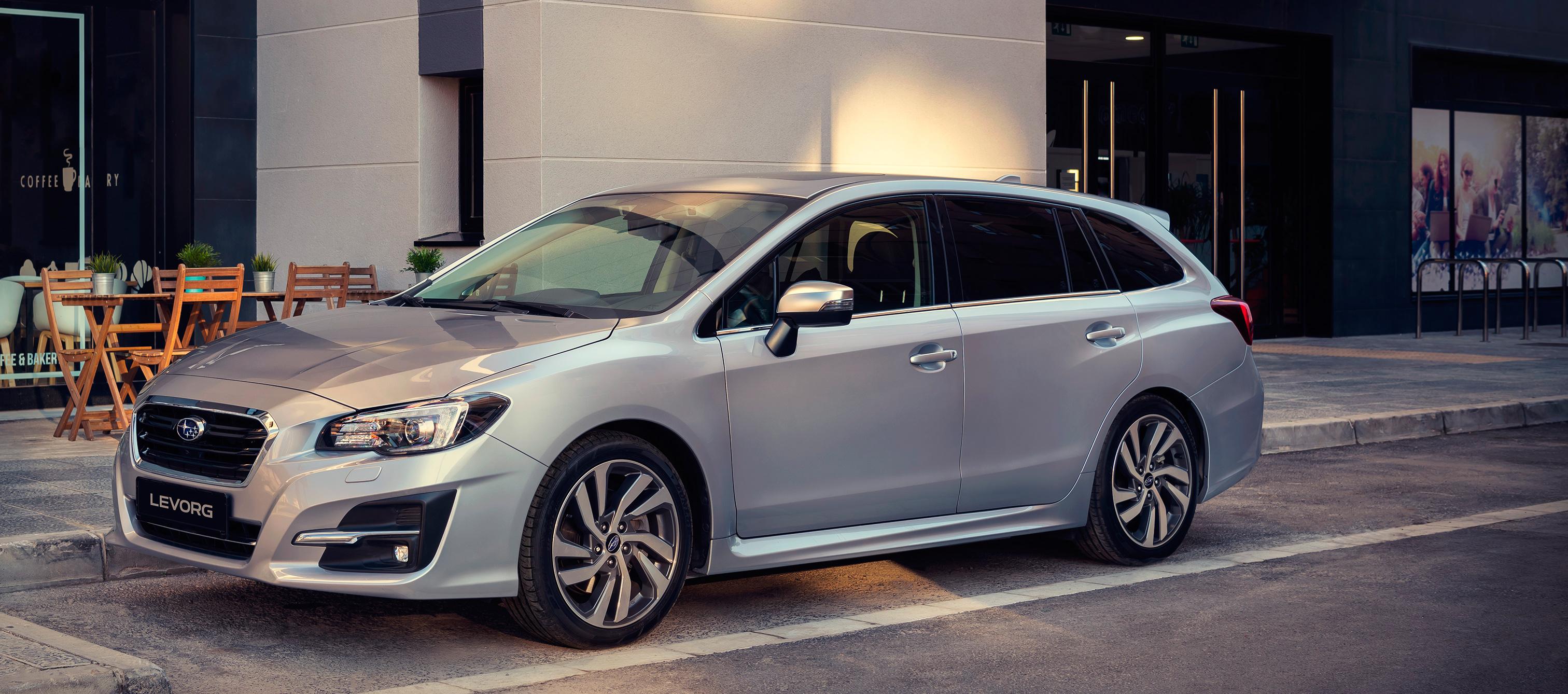 Subaru Levorg 2019 un tourer deportivo, seguro y diferente