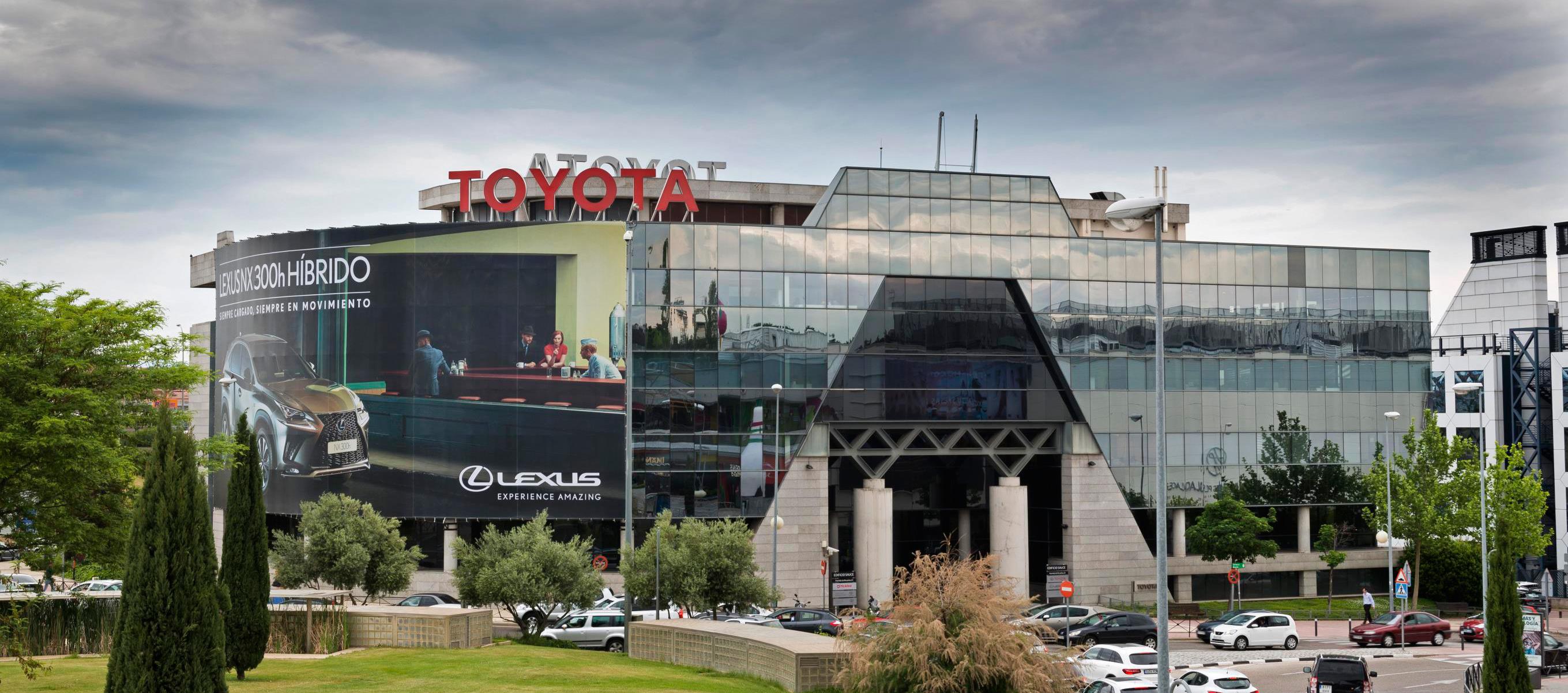 Toyota España se suma a la celebración del Green Month