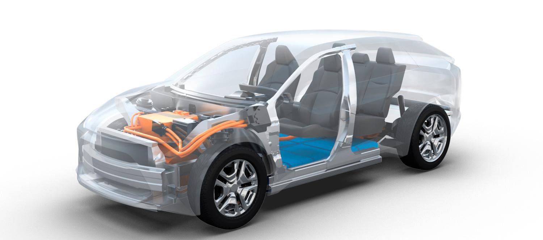 Toyota y Subaru diseñan conjuntamente una plataforma específica para vehículos eléctricos