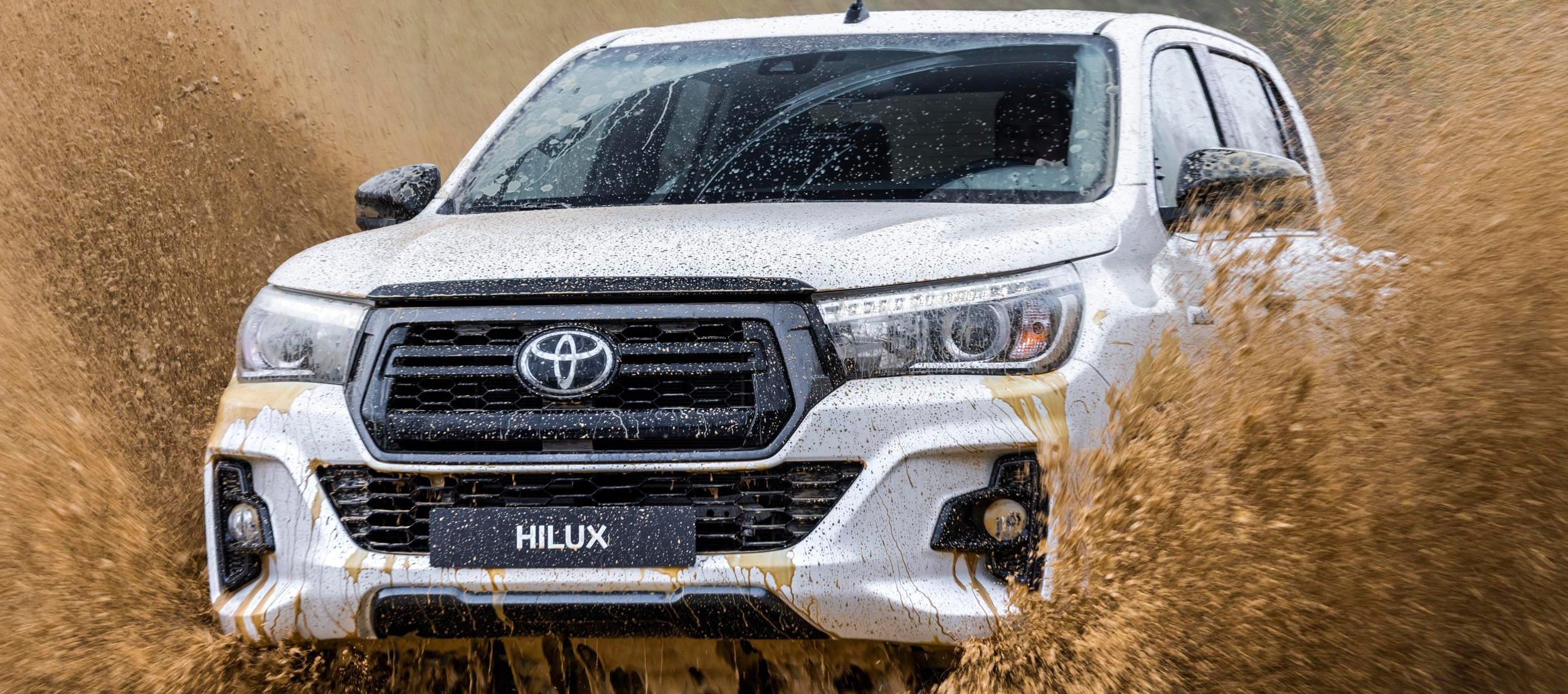 Toyota Hilux Legend Black, lo nuevo de la pick up de Toyota