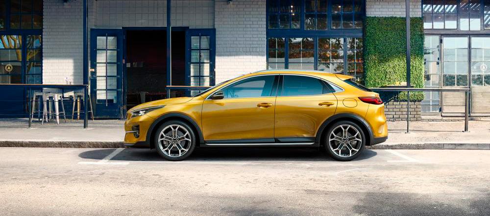 Premier Kia XCeed, el nuevo Crossover de apariencia coupé