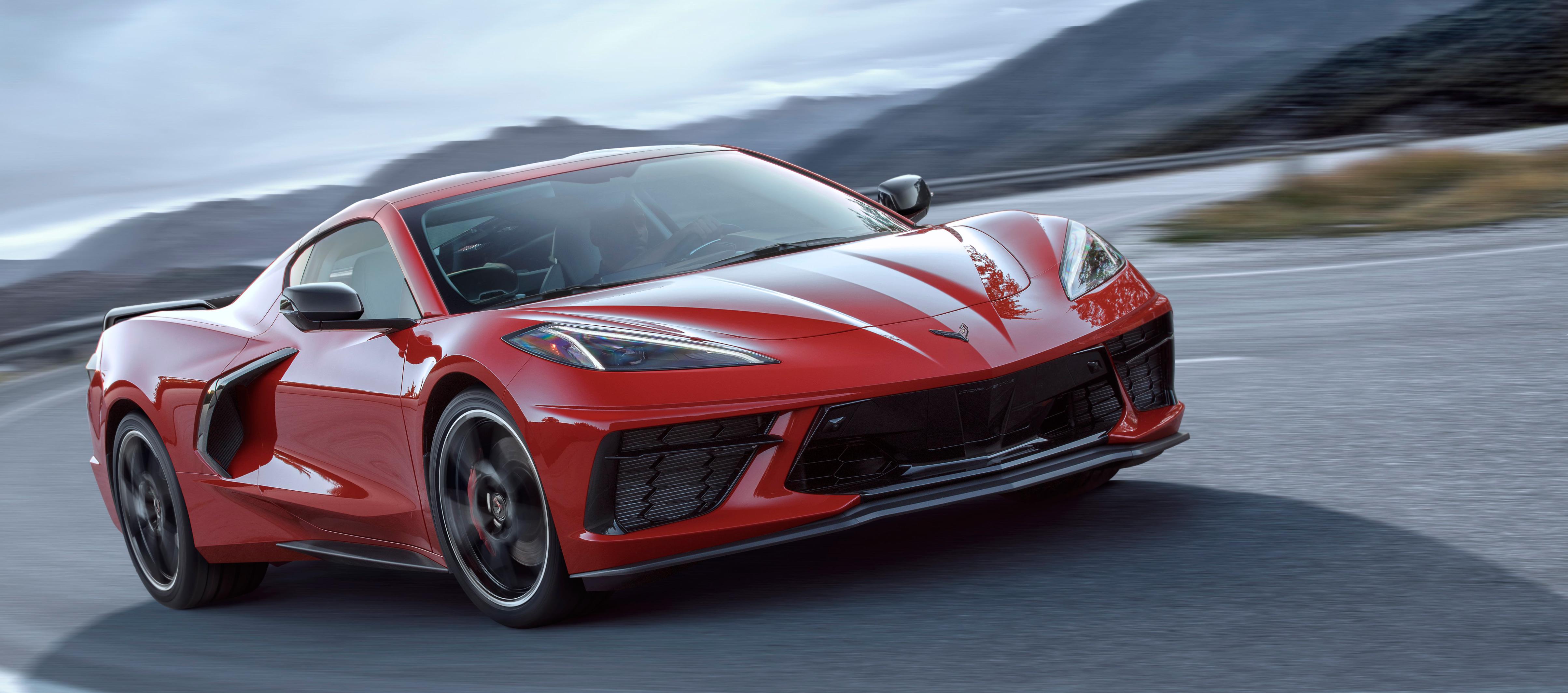 Chevrolet presenta al primer Corvette de motor centralChevrolet presenta al primer Corvette de motor central