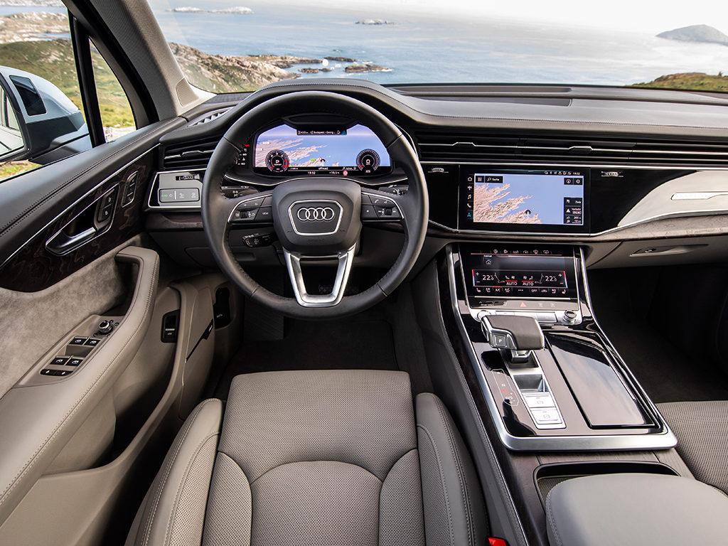 Nuevo AUDI Q7, imponente en todos los aspectos
