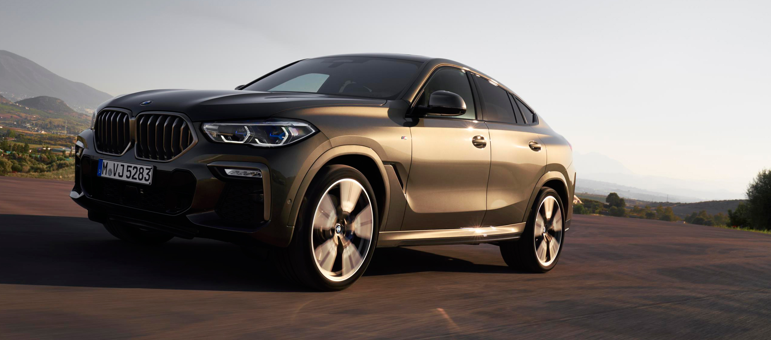 Ya está aquí la 3ª Generación del BMW X6