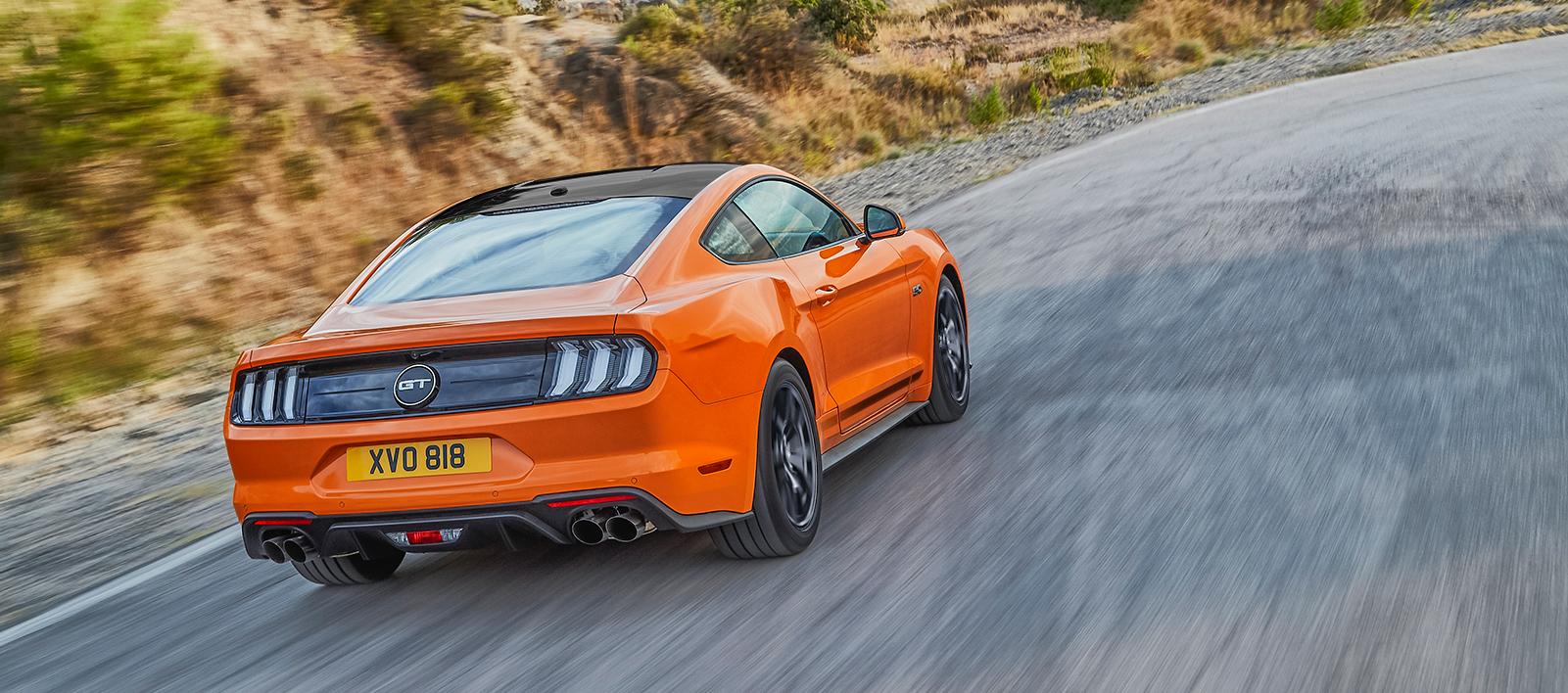 Ford Mustang G55 la nueva edición especial de Ford