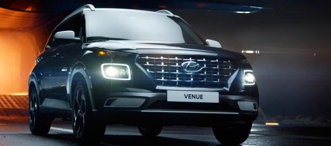 Hyundai anuncia su nuevo SUV denominado Venue