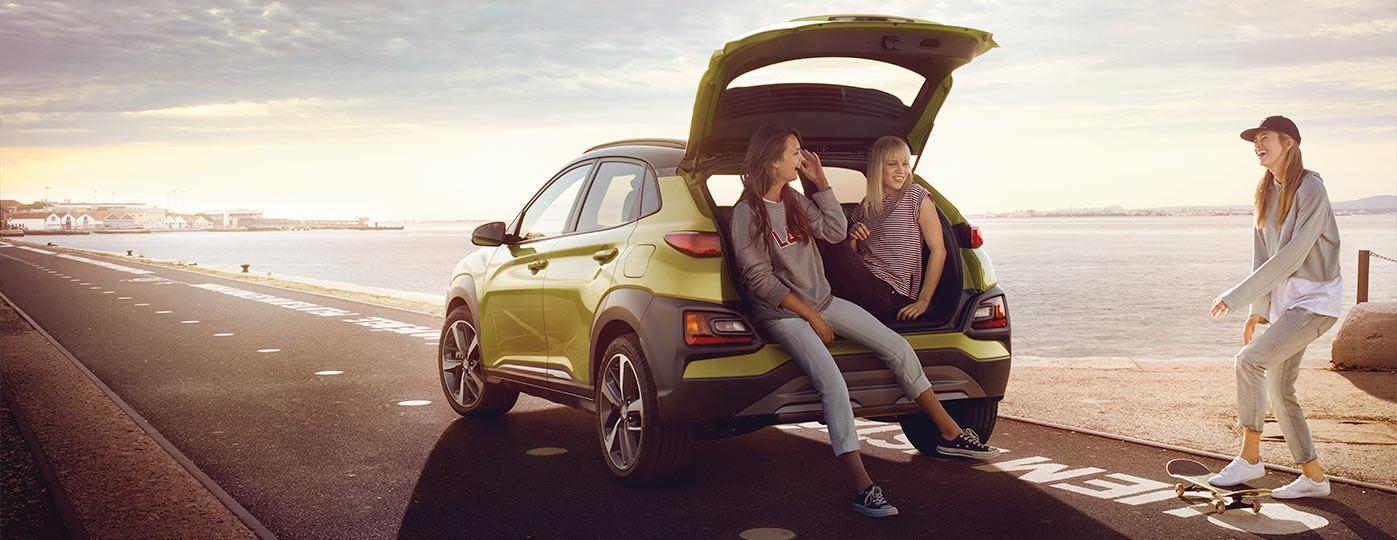 Hyundai PersonALL el nuevo renting de para vacaciones