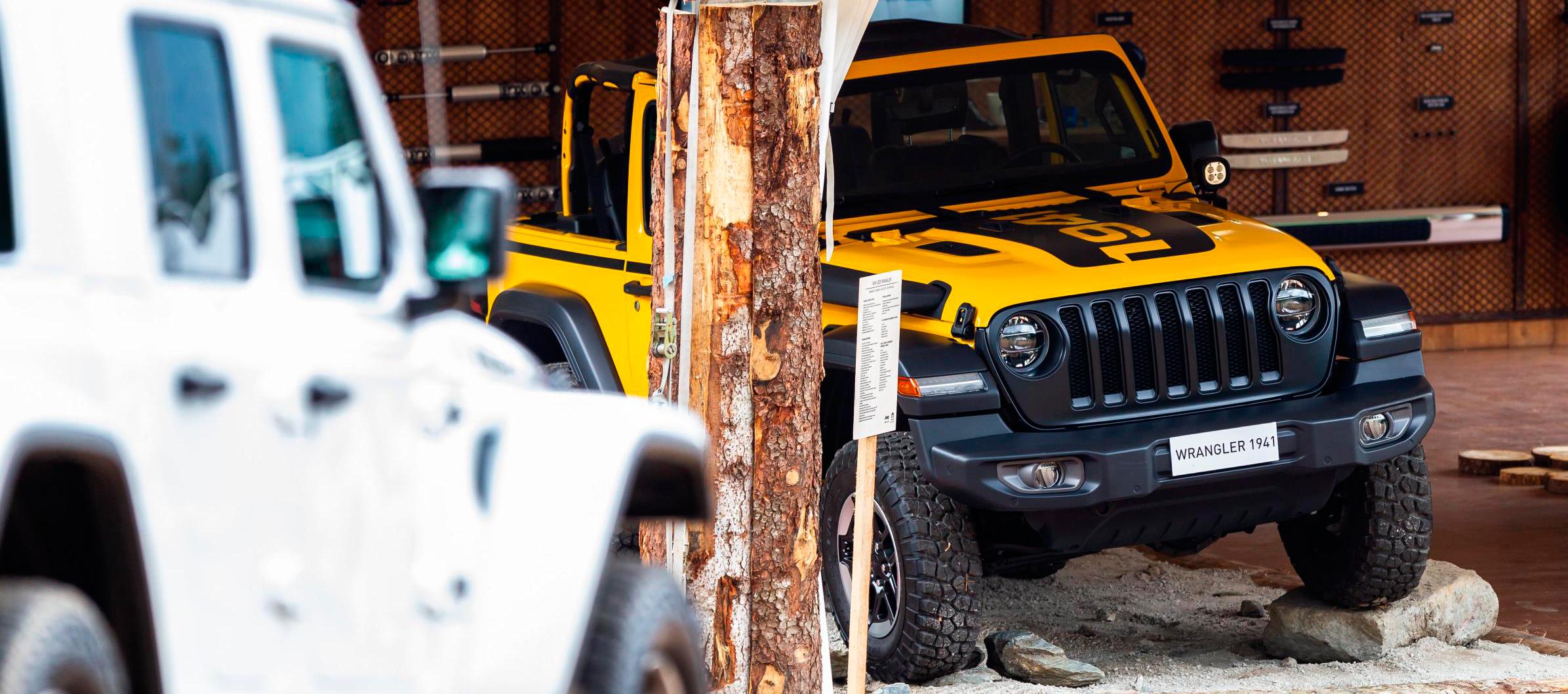 Jeep Wrangler 100% Street Legal by Mopar