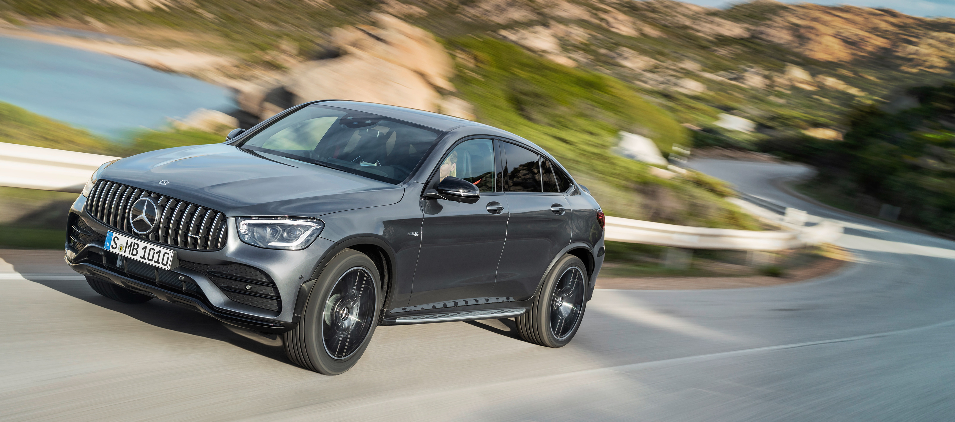 Nuevos Mercedes-Benz GLC 43 4MATIC SUV y Coupé