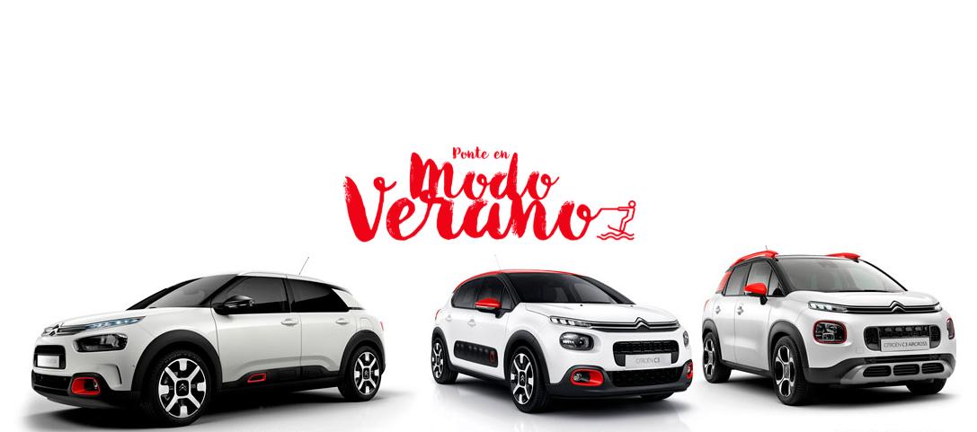 Ponte en modo verano con Citroën