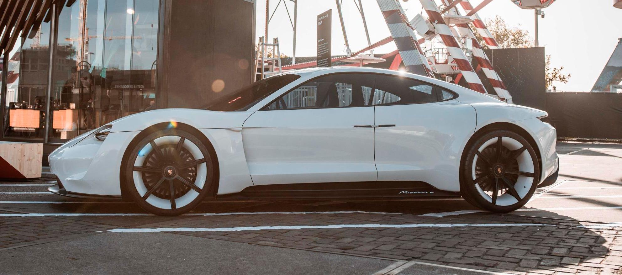 Porsche Taycan, el primer Porsche 100% eléctrico