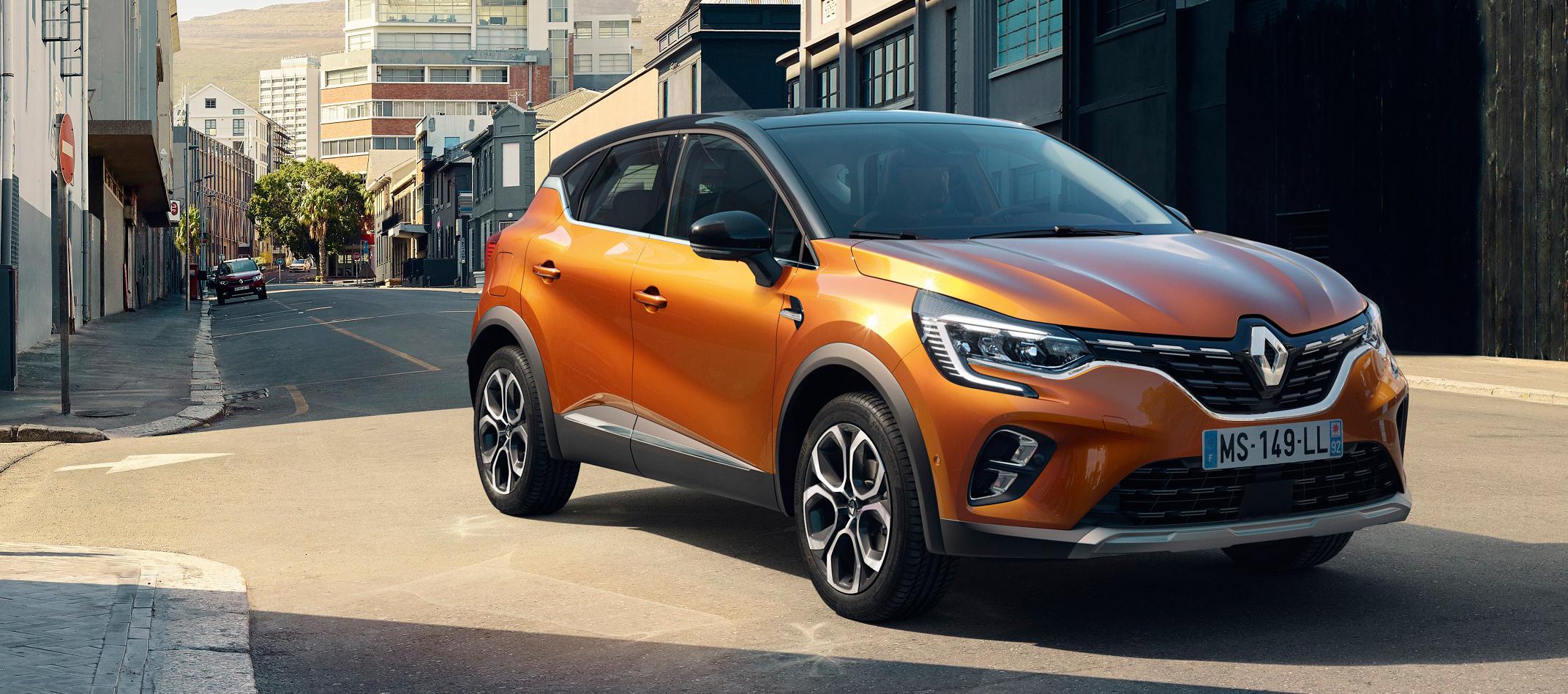Presentación del nuevo Renault Captur