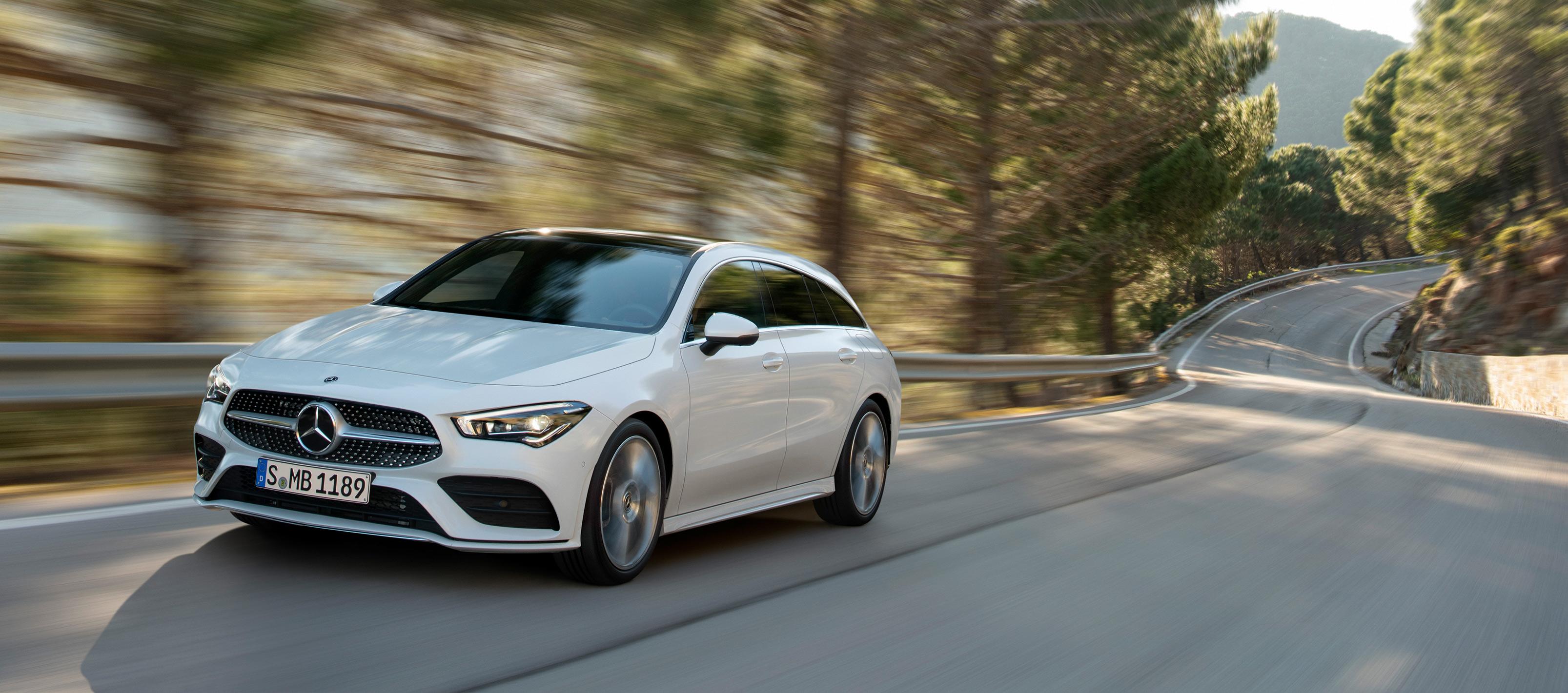 Mercedes-Benz CLA Shooting Brake, atractivo, inteligente, práctico