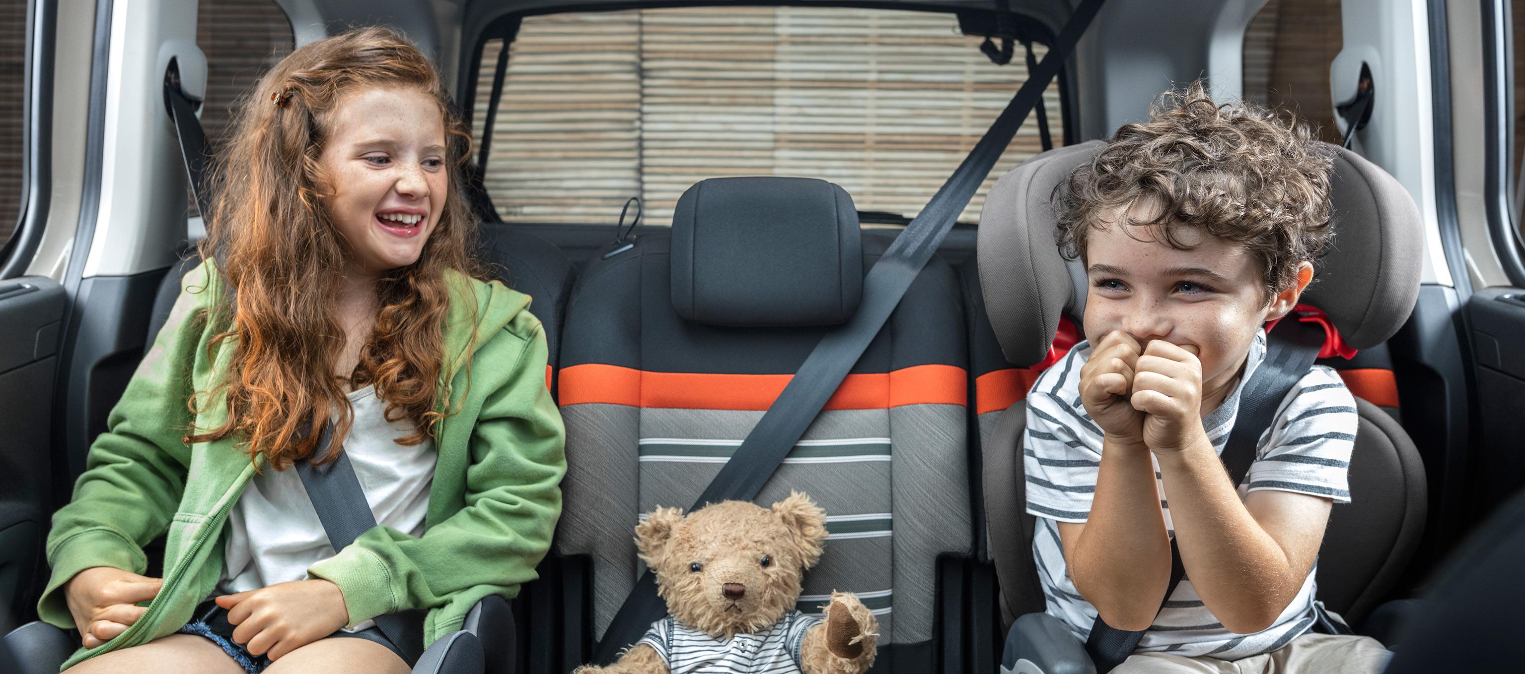 Descubre la Gama Familiar Citroën