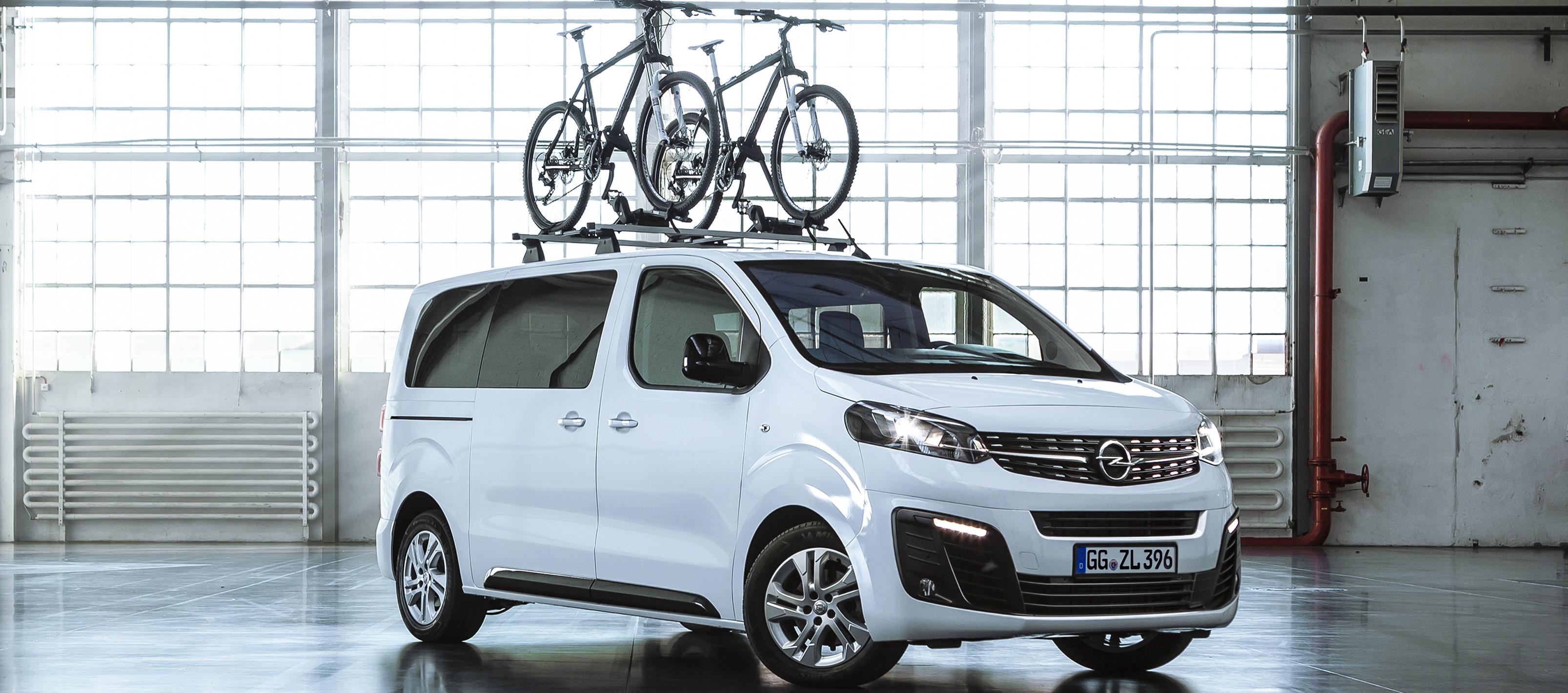 Opel Zafira Life, apta para todo