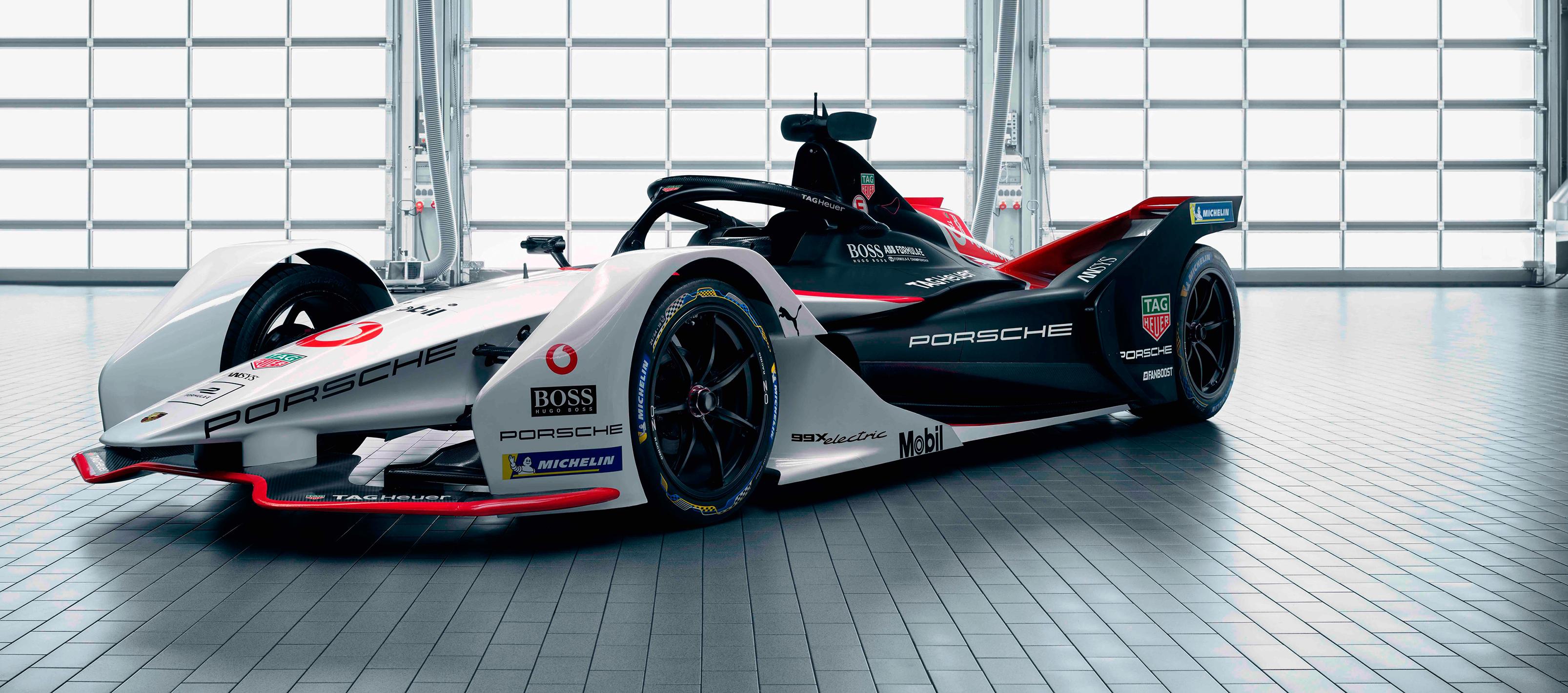 El Porsche 99X electric inicia su 1ª Temporada en Fórmula E