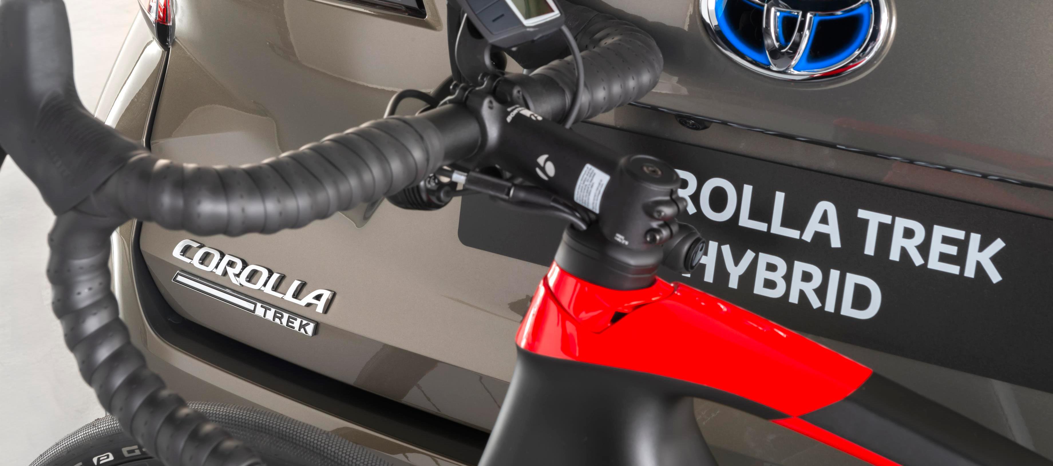 Toyota nuevo patrocinador del TREK Segafredo World Tour