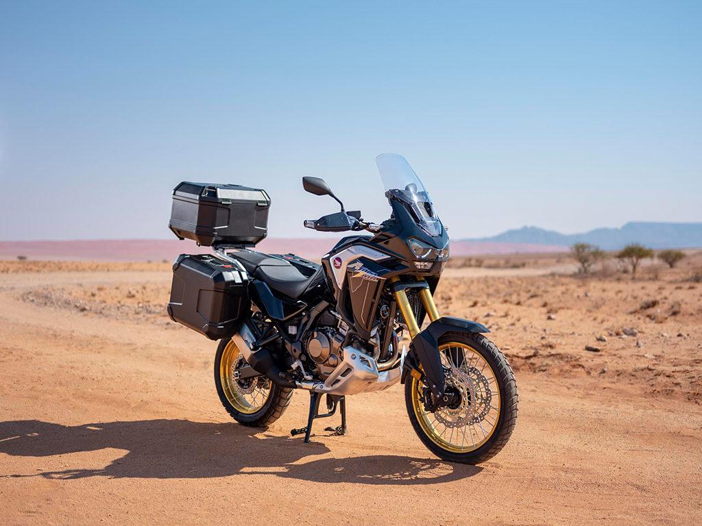 Nuevas Africa Twin de Honda