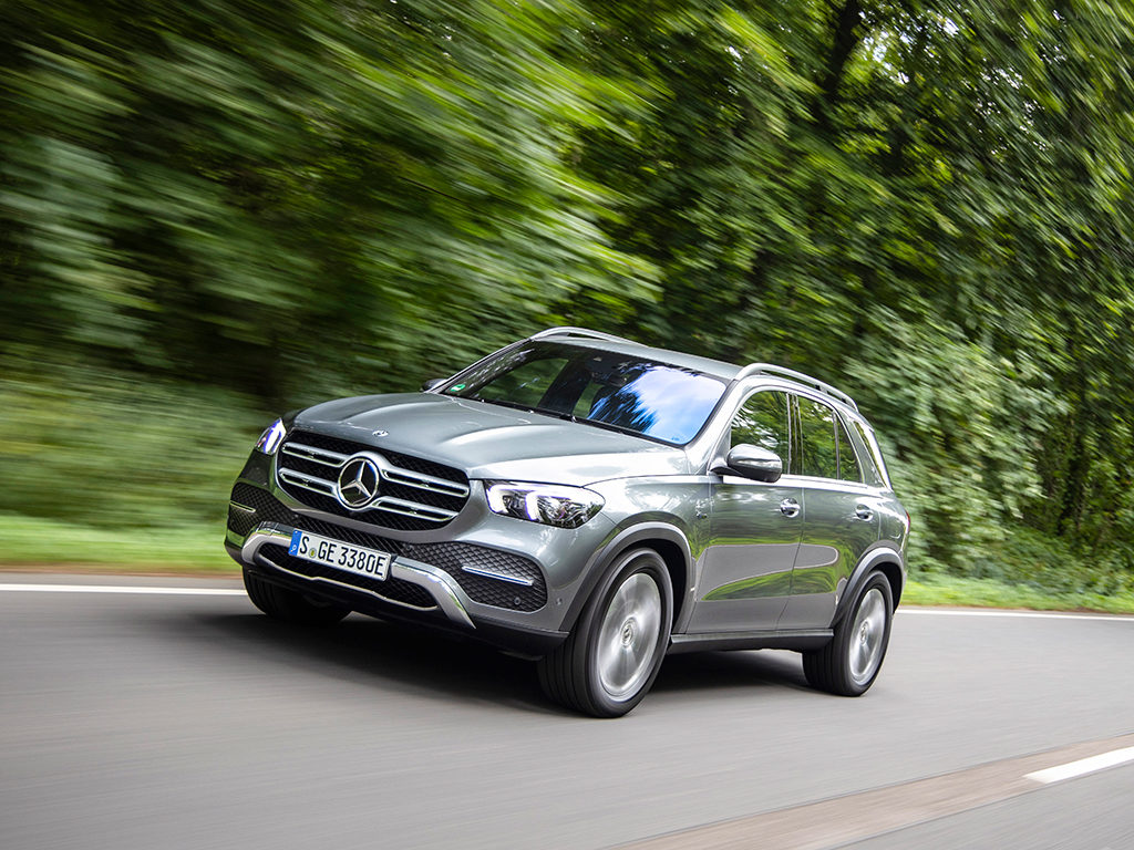 Mercedes-Benz GLE 350 DE 4MATIC y GLC 300 E 4MATIC PHEV
