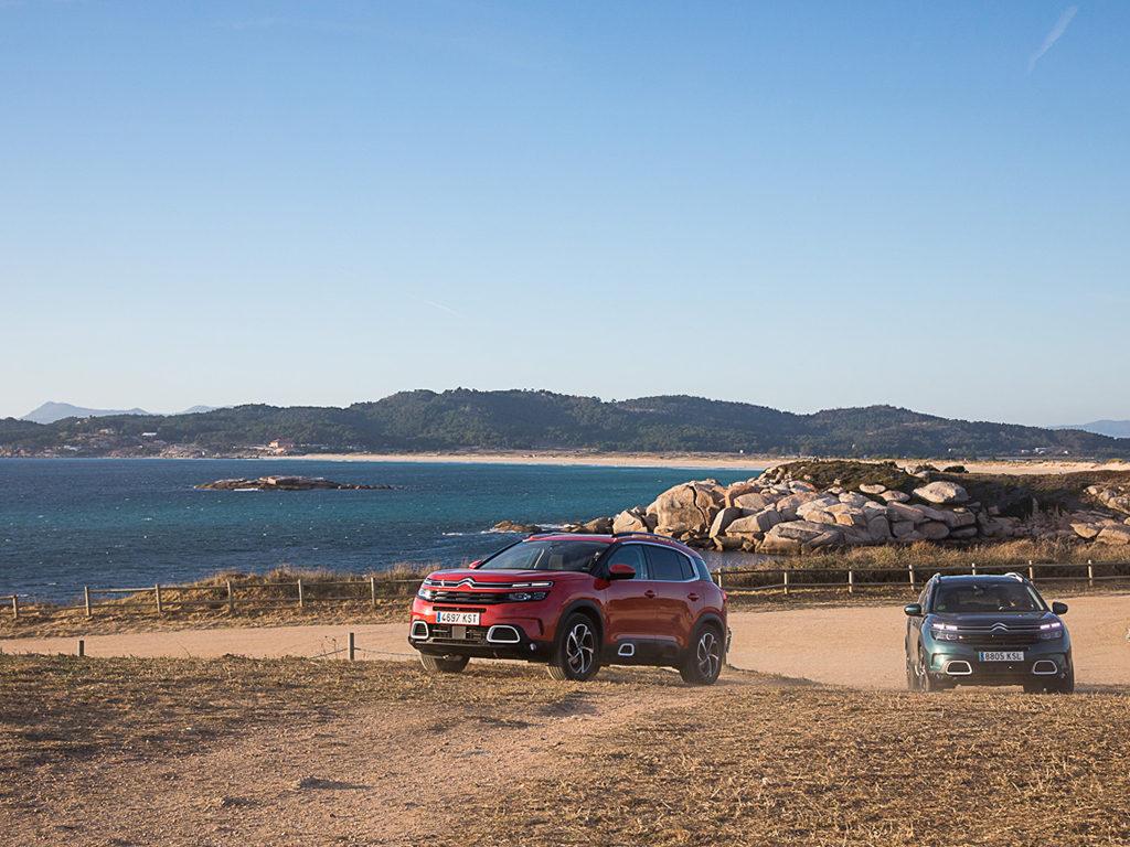 Nuevo SUV Citroën C5 Aircross éxito de ventas