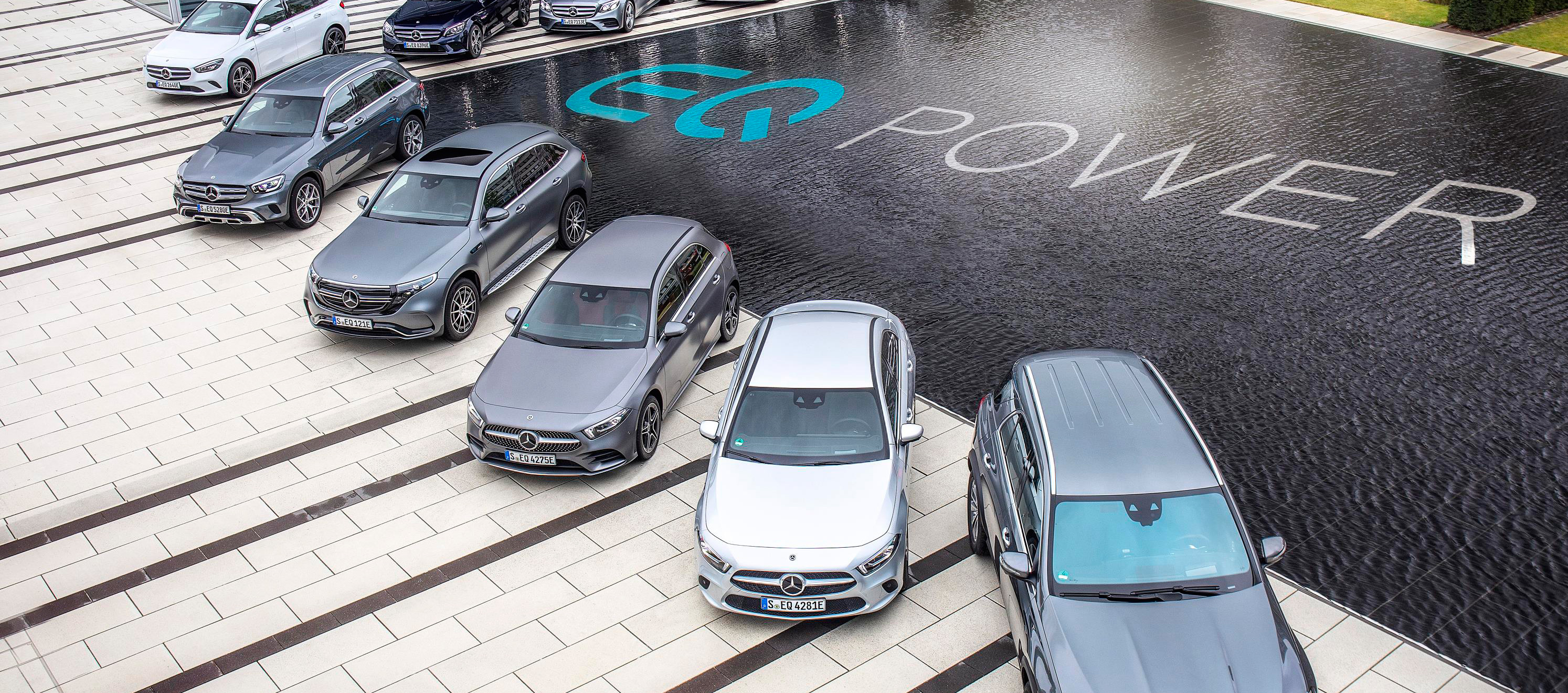 Continúa la electrificación en Mercedes-Benz