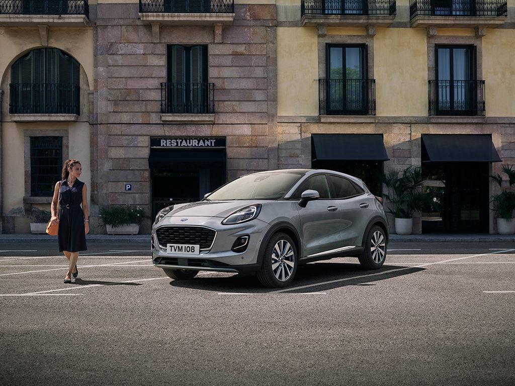 Nuevo Ford Puma ya en el mercado español