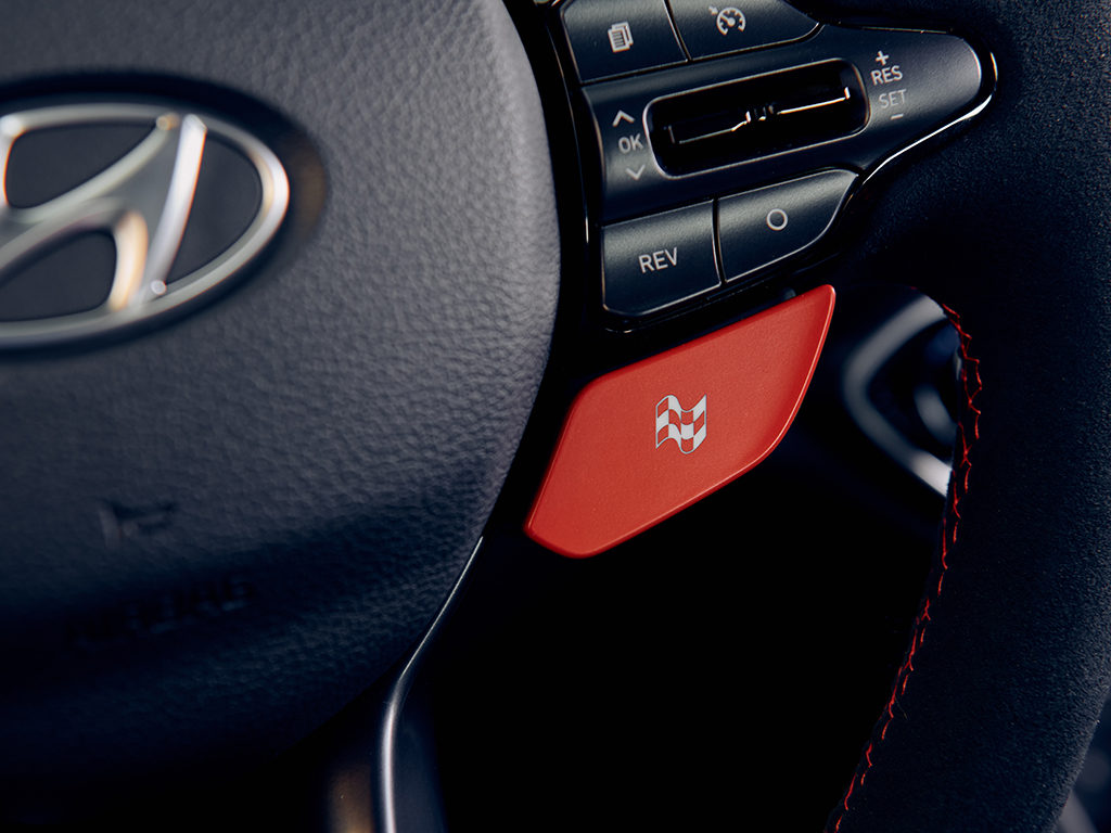 Se presenta el Hyundai i30 N Project C