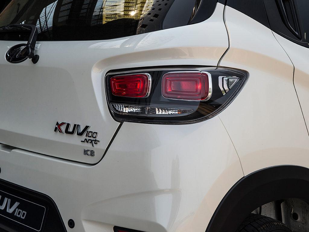 Mahindra KUV100 NXT, el CitySUV totalmente renovado