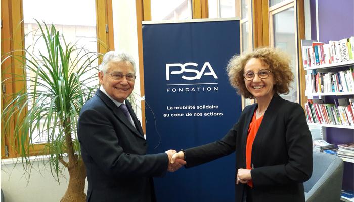 La Fundación PSA pone en marcha el Proyecto Un joven, un diploma, un carné, un empleo