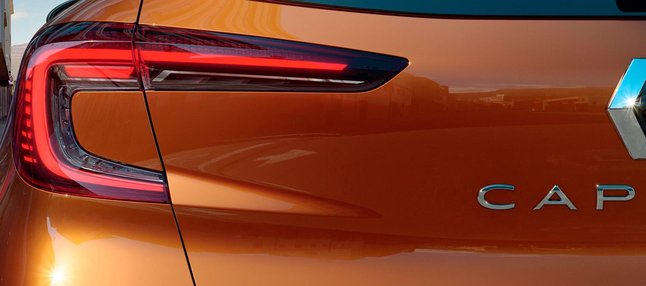 Renault presenta en el IAA de Frankfurt 2019 el nuevo Captur