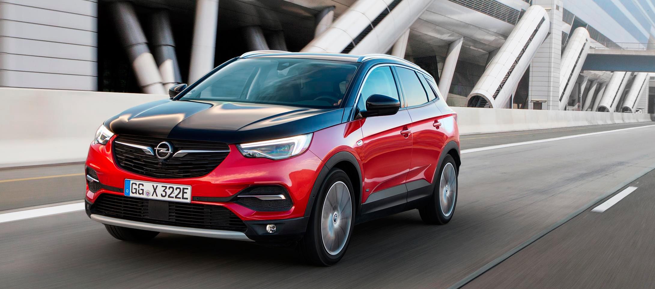 Opel Grandland X, SUV con carácter aventurero