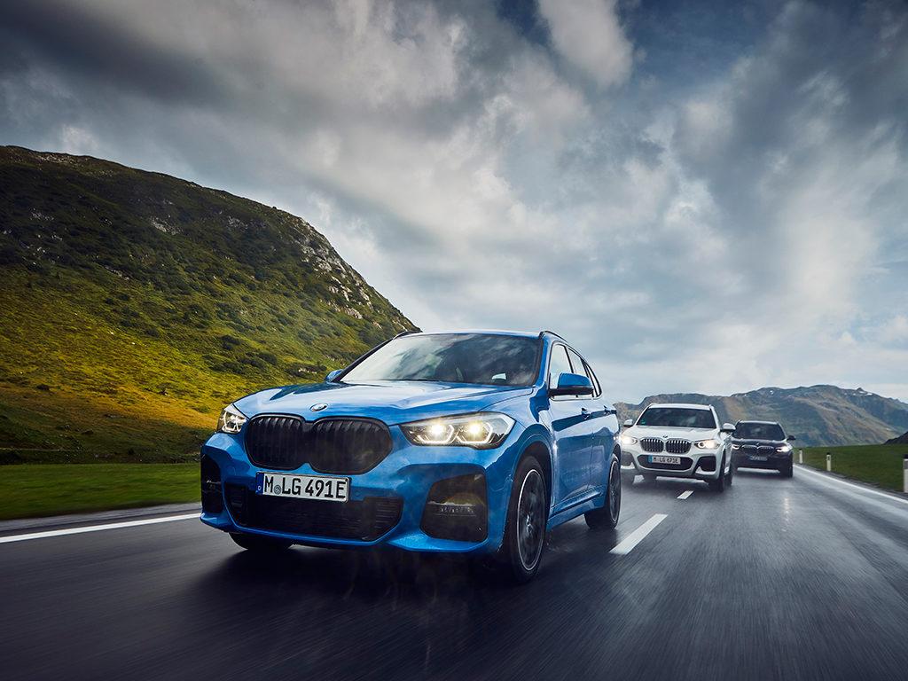 Nuevo BMW X1 xDrive25e