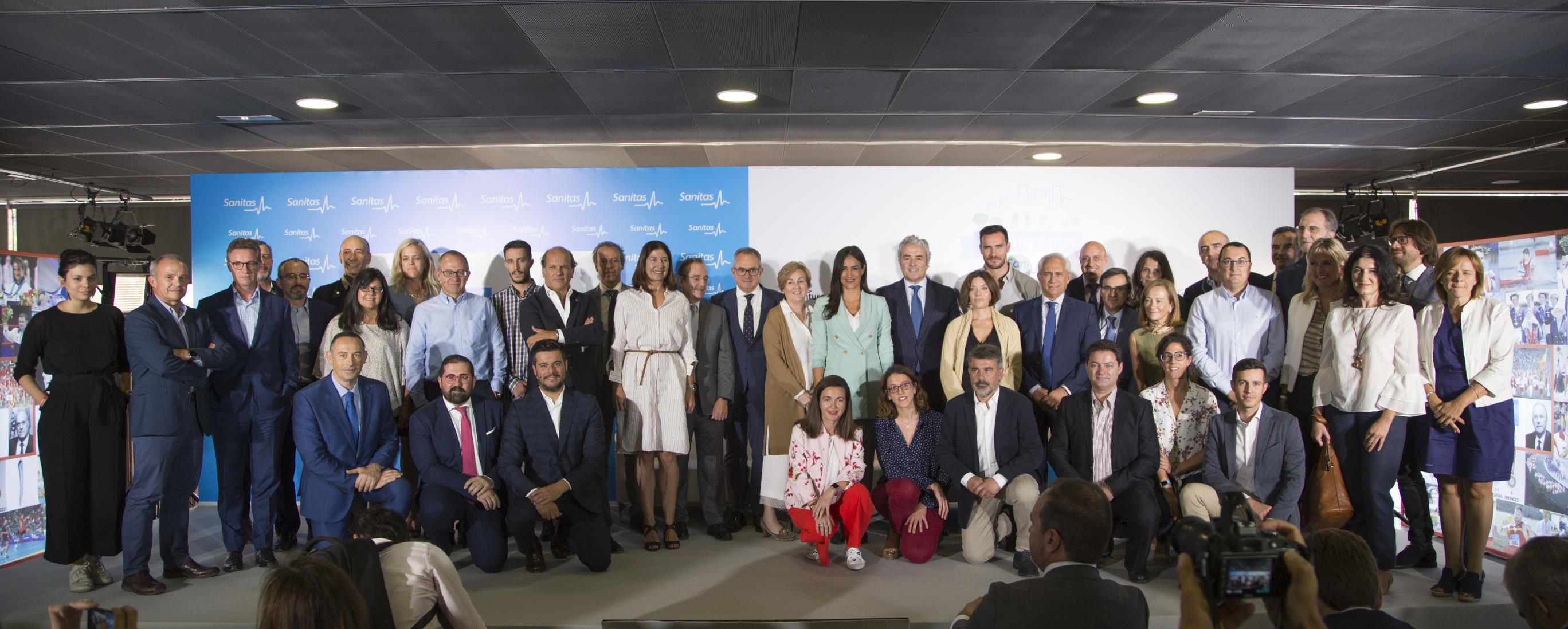 Grupo PSA se suma a la iniciativa Healthy Cities
