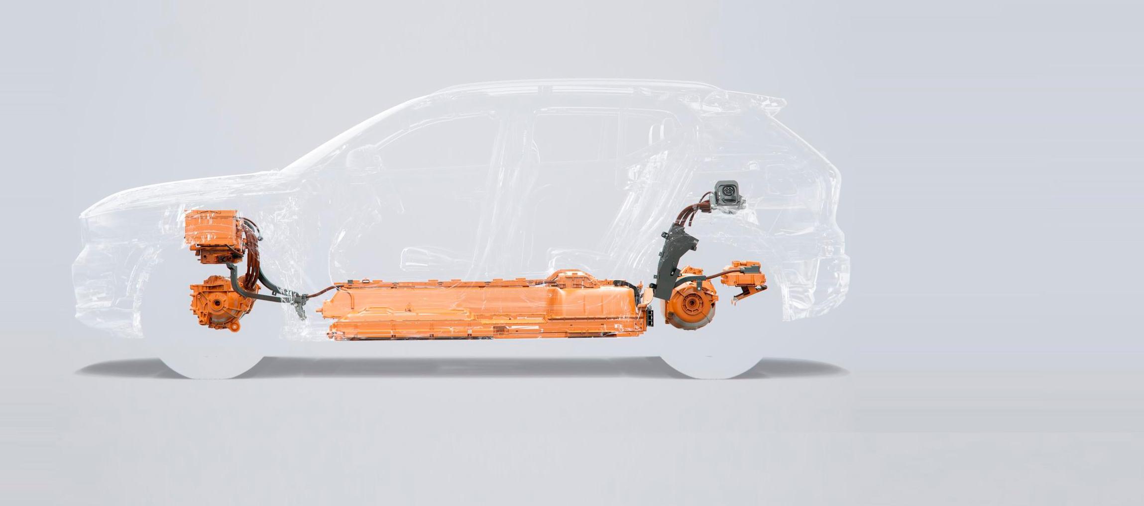 Volvo XC40 el SUV totalmente eléctrico