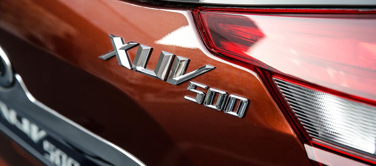 Mahindra XUV500 se actualiza