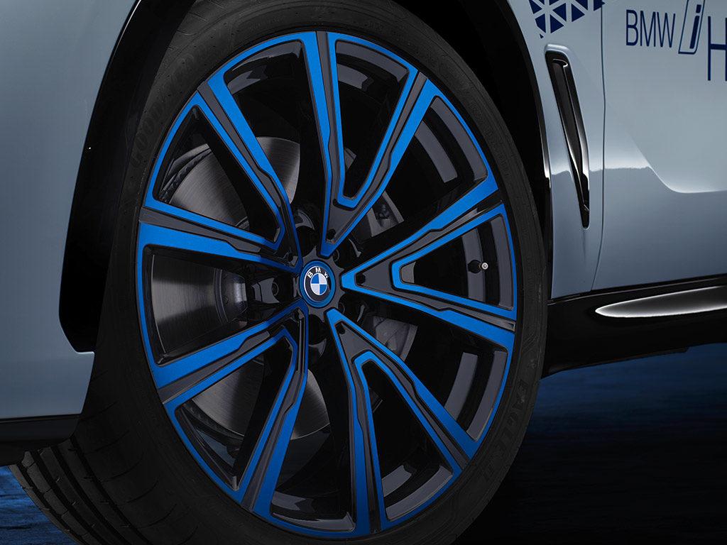 BMW i Hydrogen NEXT próxima generación de vehículos