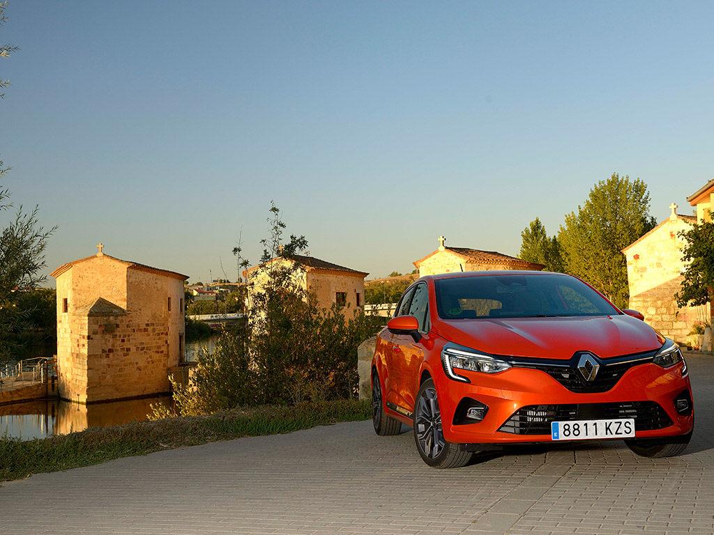 Renault Clio se presenta en España