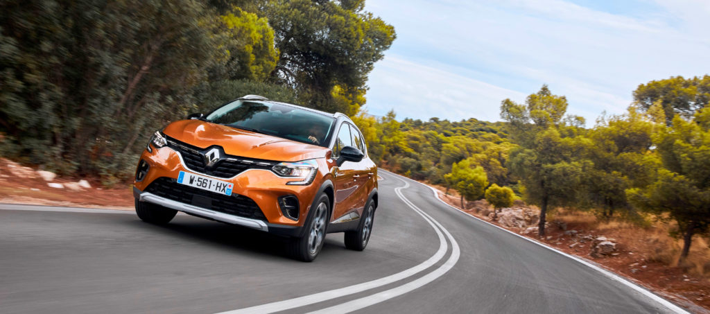 Nuevo Renault Captur, Made in Spain