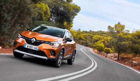 Renault Captur, el SUV superventas