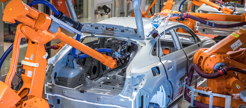 Audi prueba un nuevo método de sellado de sus carrocerías