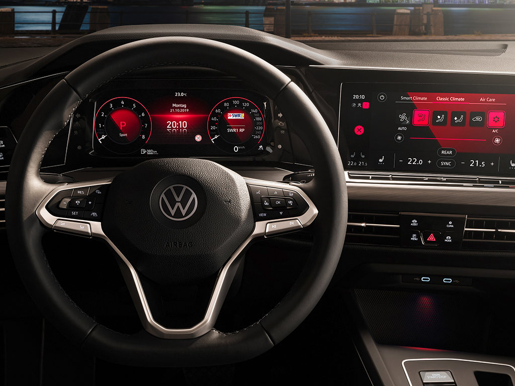 Se presenta el Nuevo VW Golf, la continuación