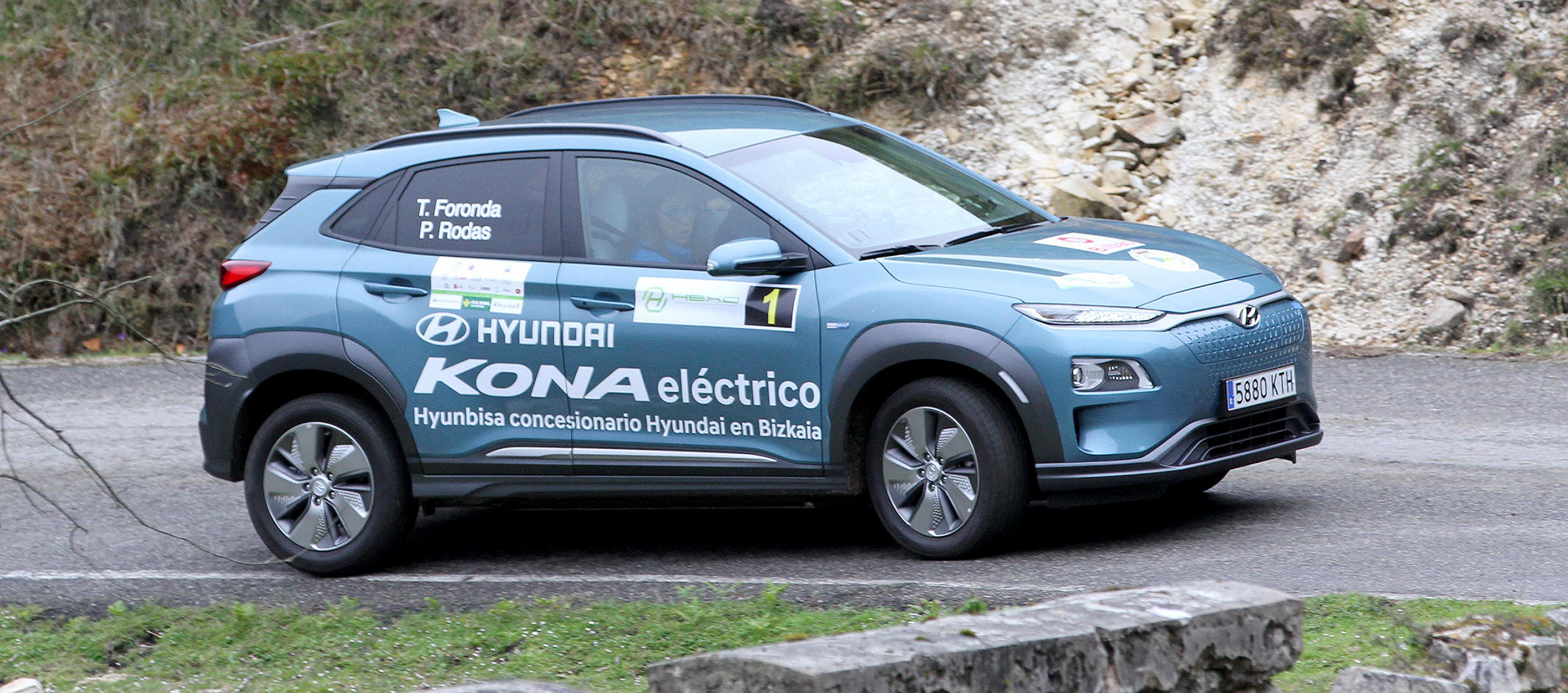 Mañana empieza el Eco Rallye Bilbao Petronor