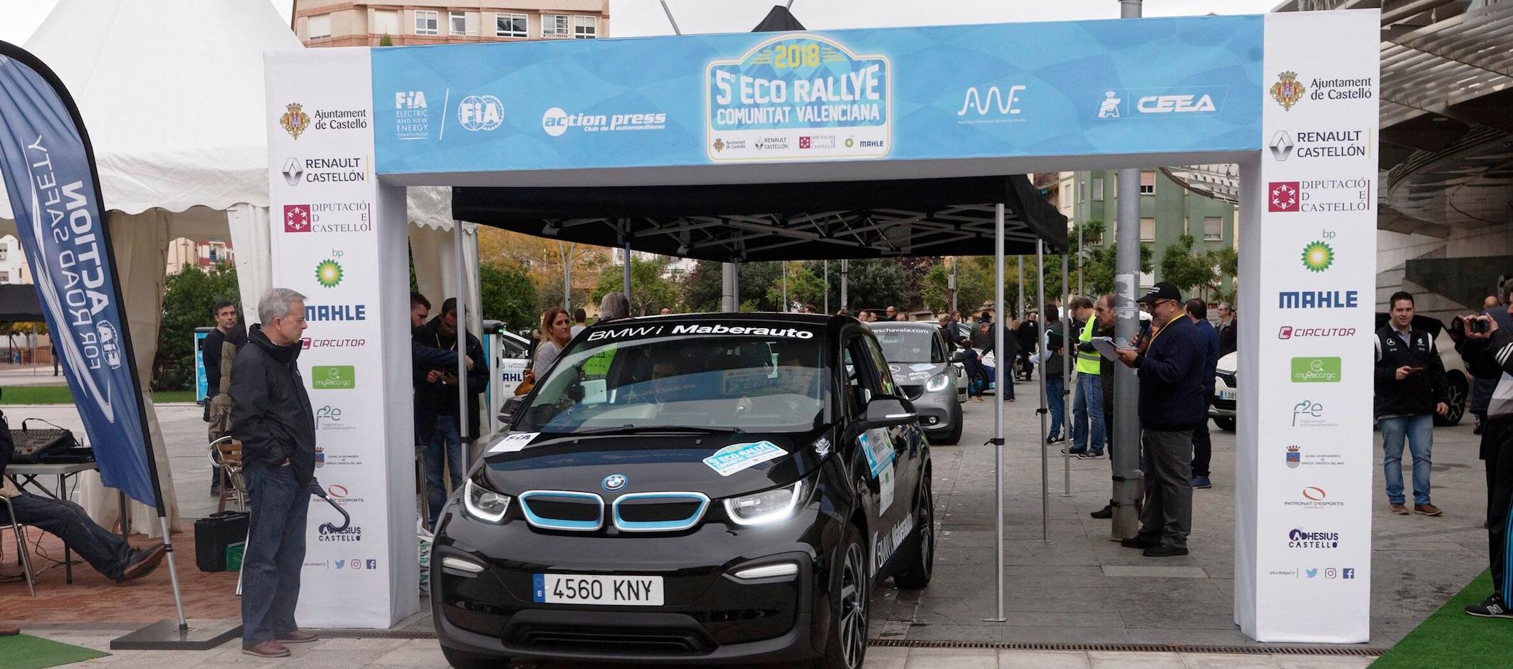 VI Eco Rally de la Comunidad Valenciana
