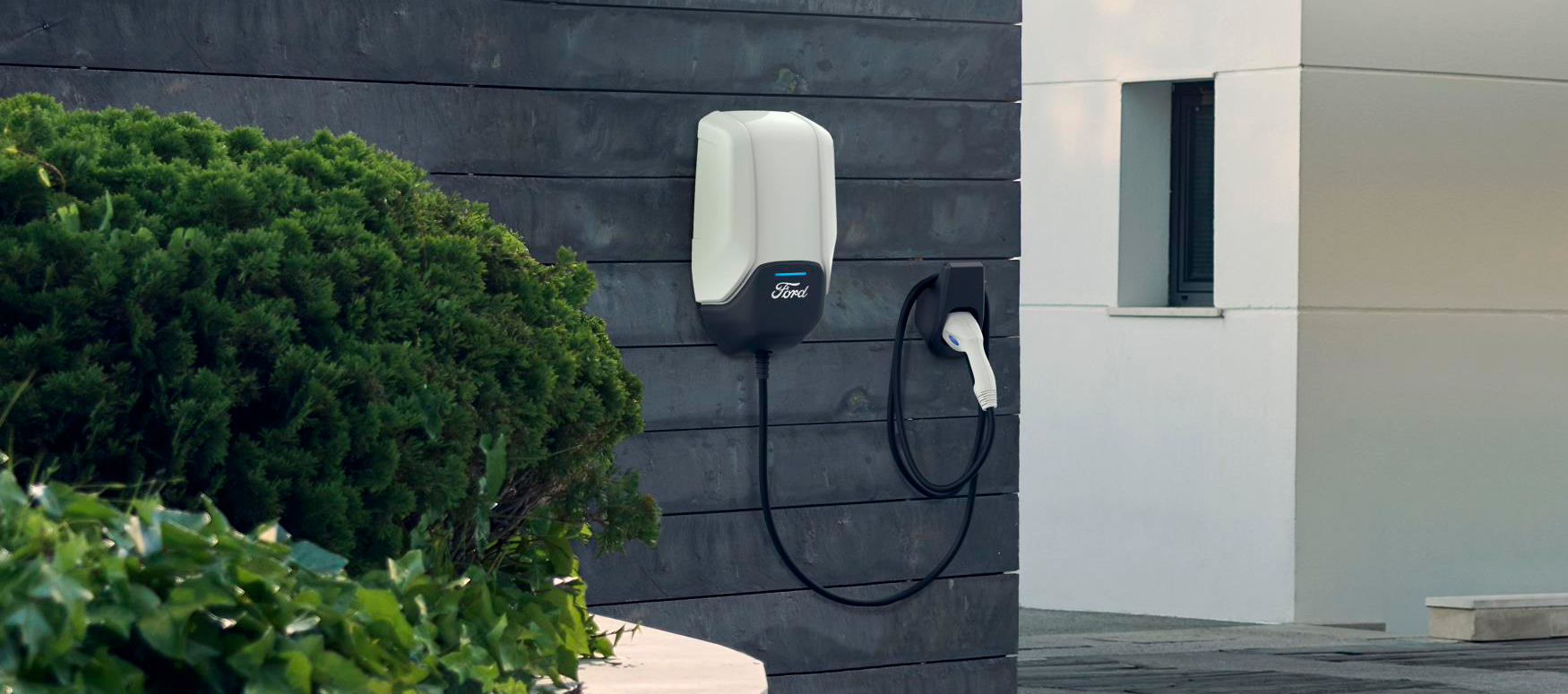 Ford Connect Wallbox