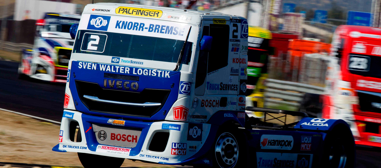 Consejos de la DGT de cara al Gran Premio Camión de España