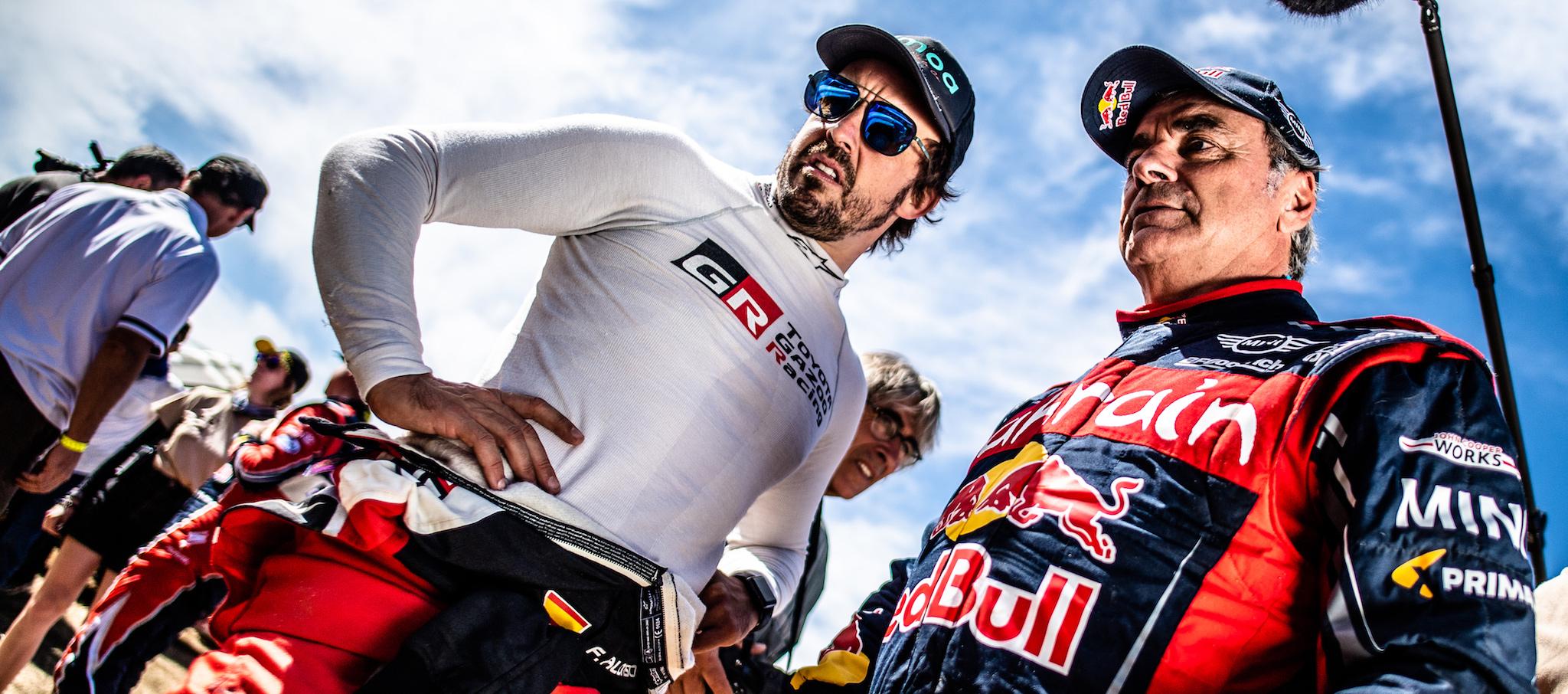 TOYOTA GAZOO Racing gana el Rally de Marruecos
