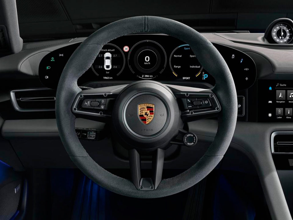 Porsche Taycan 4S, el deportivo eléctrico amplia su gama